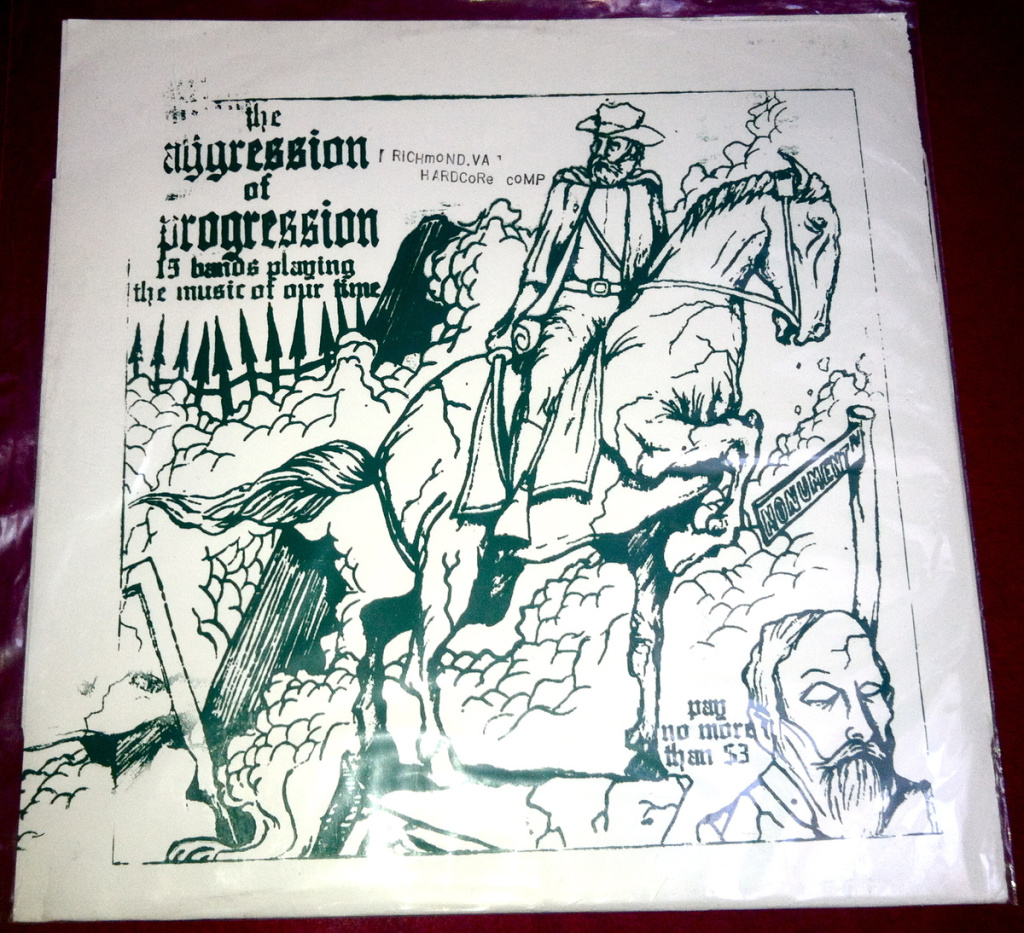 VA-aggression-of-progression-compilation-12-inch